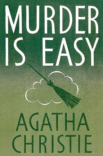 9780007354610: Murder is Easy