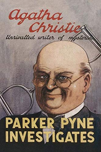 Parker Pyne Investigates (Agatha Christie Facsimile Edtn): Christie, Agatha