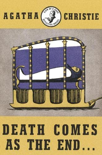 9780007354696: Death Comes as the End (Agatha Christie Facsimile Edtn)