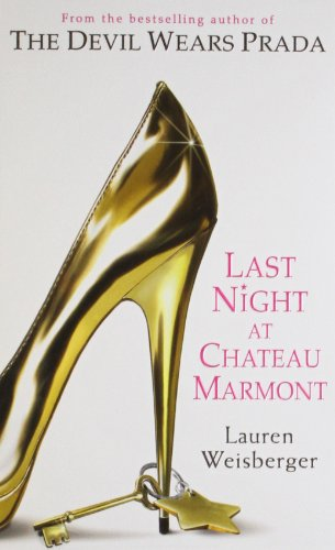 9780007354832: Last Night Chateau Marmont