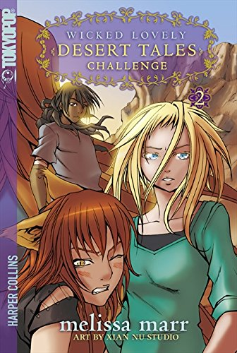 9780007354986: Wicked Lovely, Volume 2: Challenge (TokyoPop)