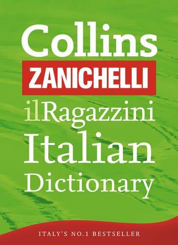 9780007355150: Collins Zanichelli Il Ragazzini Italian Dictionary