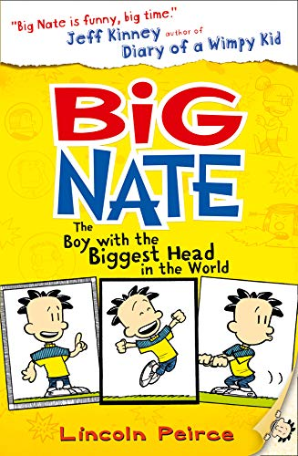 9780007355167: The Boy with the Biggest Head in the World (Big Nate)