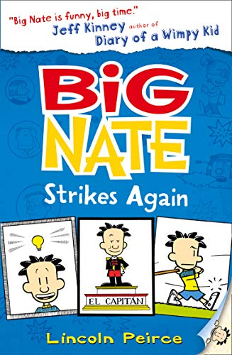 9780007355174: Big Nate Strikes Again (Big Nate, Book 2)