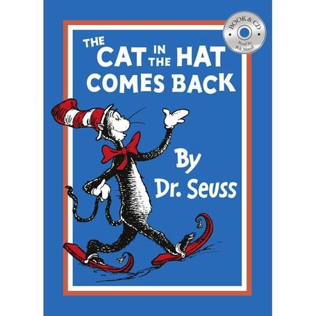 9780007355549: The Cat in the Hat Comes Back (Dr Seuss)