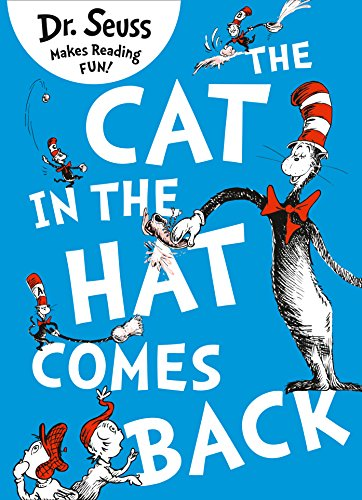 9780007355556: The Cat in the Hat Comes Back (Dr Seuss)