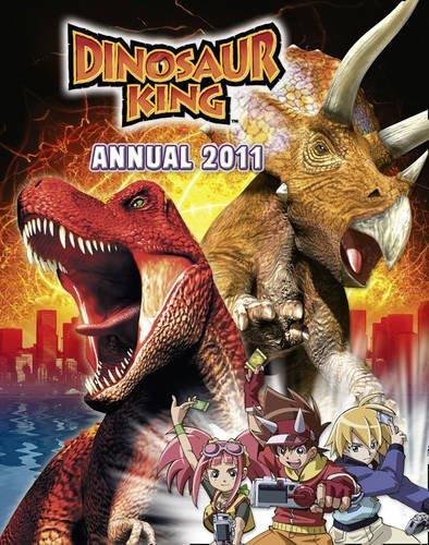 9780007355648: Dinosaur King ? Dinosaur King Annual 2011