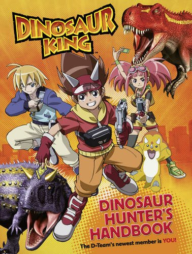 9780007355679: Dinosaur Hunter's Handbook (Dinosaur King)