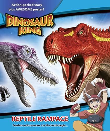 9780007355815: Dinosaur King – Reptile Rampage