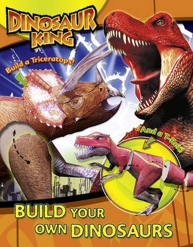 9780007355839: Dinosaur King: Build Your Own Dinosaurs