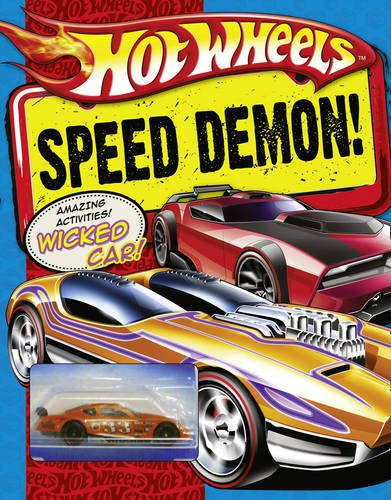 9780007356171: Speed Demon! (Hot Wheels)