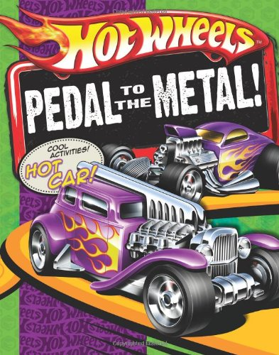 9780007356188: Pedal to the Metal!: includes cool Hot Wheels car! (Hot Wheels)