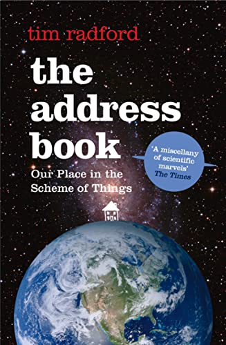 9780007356294: Address Book: Our Place in the Scheme of Things