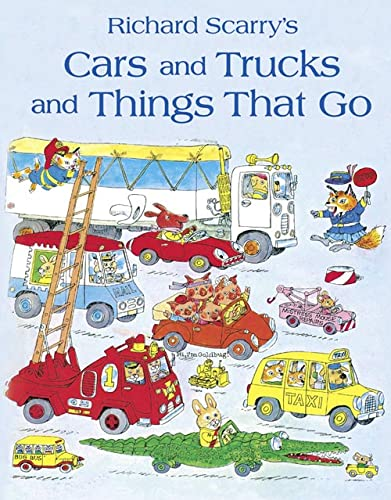 9780007357383: Cars and Trucks and Things that Go
