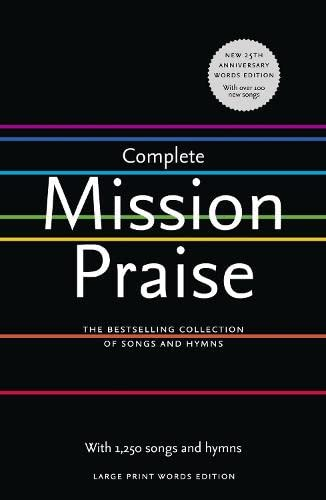 9780007357888: Complete Mission Praise: Large Print Words edition (Large Type 25th Anniv Edition)