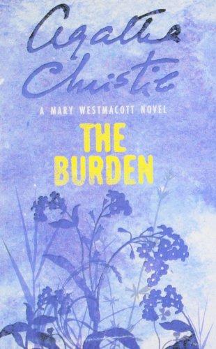 9780007357901: The Burden