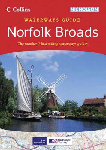 9780007358311: Collins/Nicholson Waterways Guides - Norfolk Broads