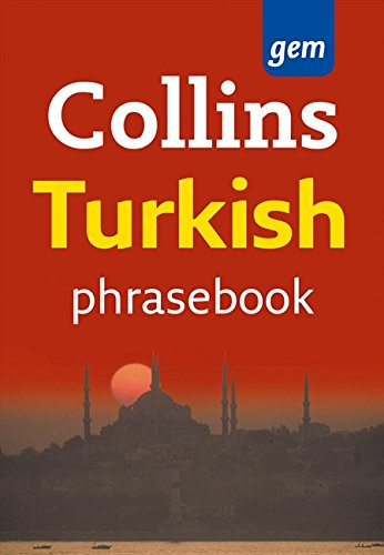 9780007358533: Collins Turkish Phrasebook (Collins Gem)