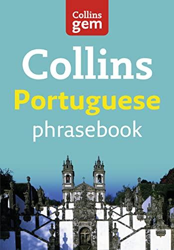 9780007358540: Collins Portuguese Phrasebook (Collins Gem)