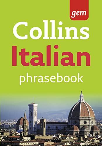 9780007358564: Collins Italian Phrasebook (Collins Gem)