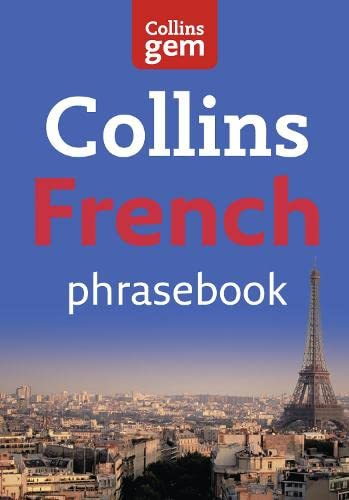 9780007358588: Collins Gem French Phrasebook and Dictionary (Collins Gem)