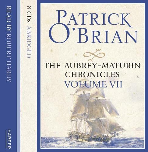 9780007358717: VOLUME SEVEN: The Hundred Days / Blue at the Mizzen/ The Final, Unfinished Voyage of Jack Aubrey (The Aubrey-Maturin Chronicles)