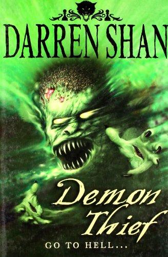 9780007358731: Demon Thief (The Demonata)