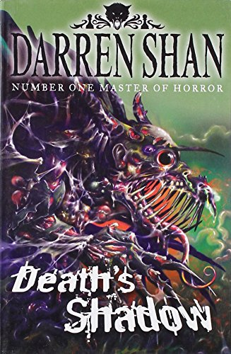 9780007358786: Death's Shadow (The Demonata, Book 7)