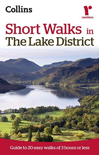 9780007359417: Ramblers Short Walks in the Lake District