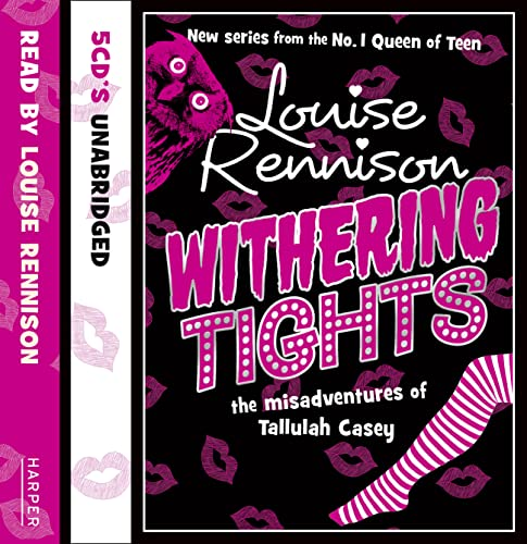 9780007360154: Withering Tights (The Misadventures of Tallulah Casey)