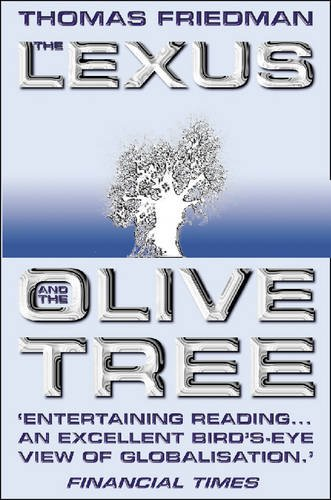 9780007360895: The Lexus And The Olive Tree