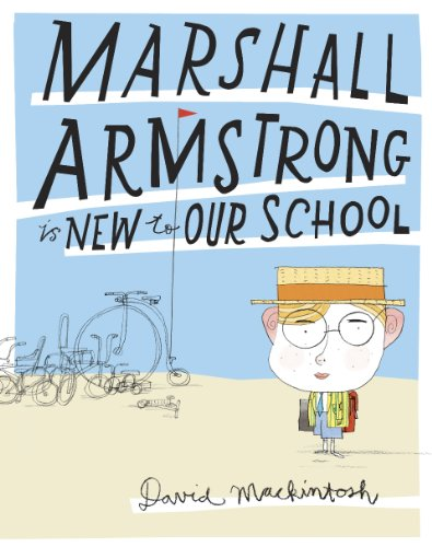 9780007361410: Marshall Armstrong Is New to Our School