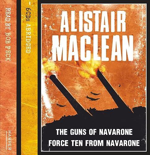 9780007362073: The Guns of Navarone / Force 10 from Navarone