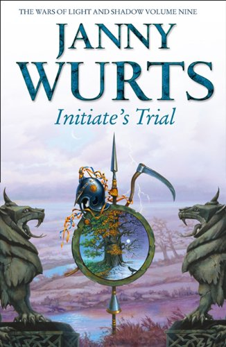 9780007362127: Initiate's Trial: First book of Sword of the Canon (The Wars of Light and Shadow, Vol. 9)