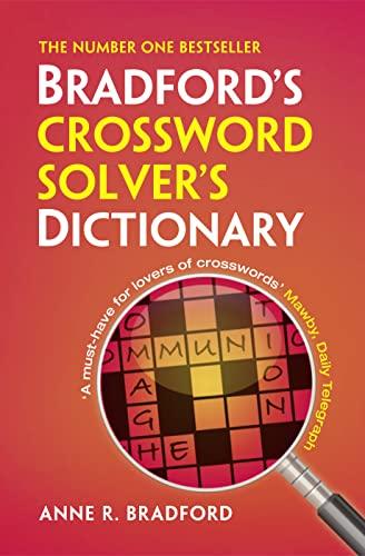 9780007362578: Collins Bradford's Crossword Solver's Dictionary