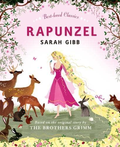 9780007362745: Rapunzel (Best-Loved Classics)