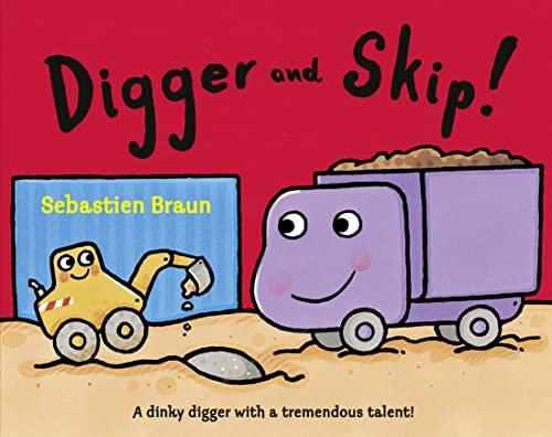 9780007362752: Digger and Skip