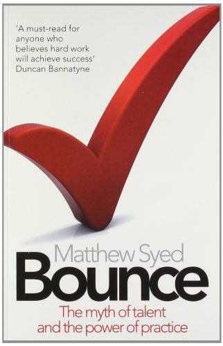 9780007363629: Bounce: How Champions Are Made