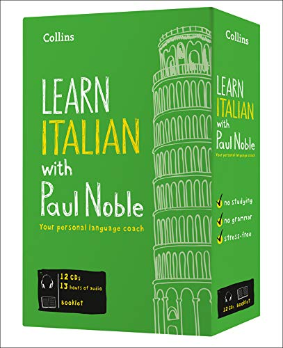 Learn Italian with Paul Noble (0007363966) by Paul Noble