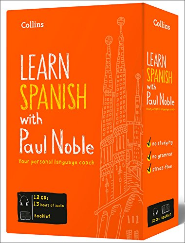 9780007363971: Learn Spanish with Paul Noble – Complete Course: Spanish made easy with your personal language coach (Collins Easy Learning)