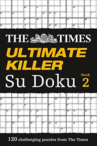 9780007364527: The Times Ultimate Killer Su Doku Book 2