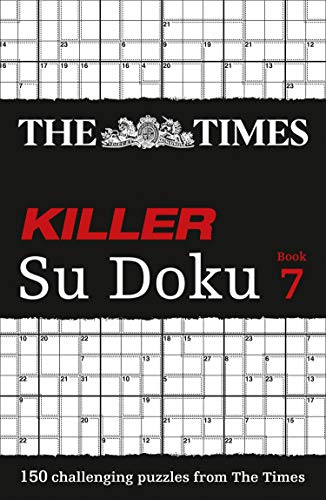 9780007364541: The Times Killer Su Doku Book 7