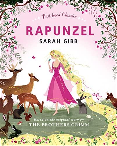 9780007364800: Rapunzel (Best-loved Classics)