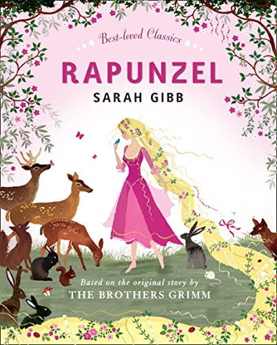 9780007364800: Rapunzel (Best-loved Classics)