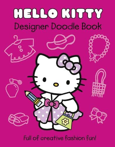 9780007365111: Hello Kitty Designer Doodle Book (Hello Kitty)