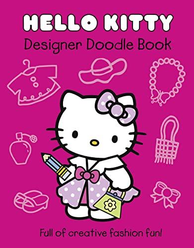 9780007365111: Hello Kitty Designer Doodle Book