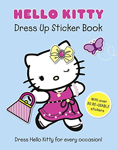 9780007365135: Hello Kitty Dress Up Sticker Book (Hello Kitty)