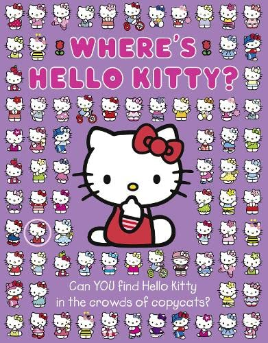 9780007365142: Where's Hello Kitty?.