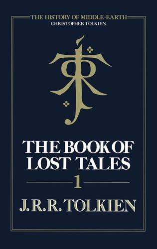 9780007365258: The Book of Lost Tales, Part One (The History of Middle-earth, Book 1)