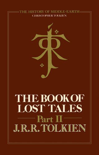 9780007365265: The Book of Lost Tales, Part Two (The History of Middle-earth, Book 2)